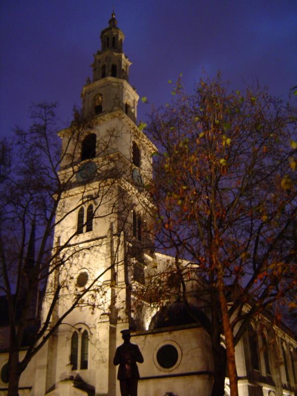 St . Clement Danes